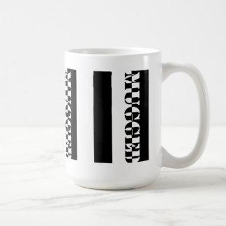 """""""Mugged"""" Mug"""