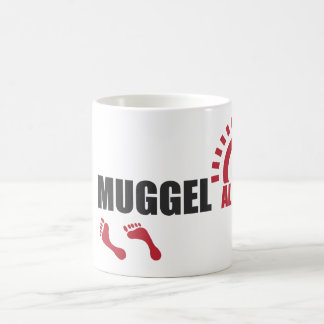 Muggelalarm Classic White Coffee Mug