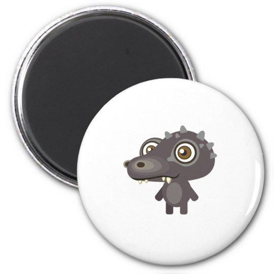 Mugger Crocodile - My Conservation Park Magnet