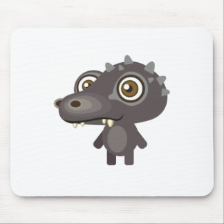 Mugger Crocodile - My Conservation Park Mouse Pad