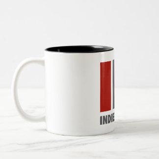 Muggie Two-Tone Coffee Mug