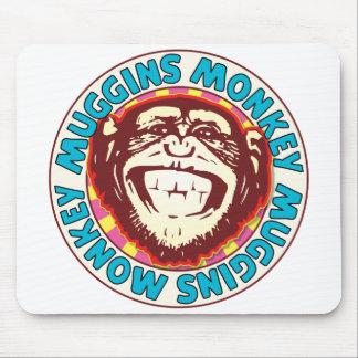 Muggins Monkey Mouse Pad