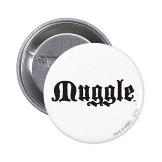 Muggle 2 Inch Round Button