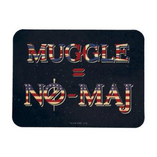 Muggle = No-Comandante Iman De Vinilo