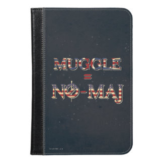 Muggle = No-Maj iPad Mini Case