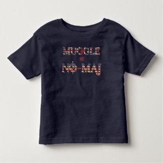 Muggle = No-Maj Toddler T-shirt