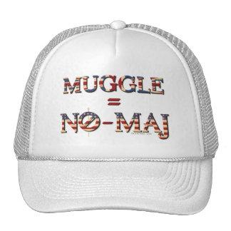 Muggle = No-Maj Trucker Hat
