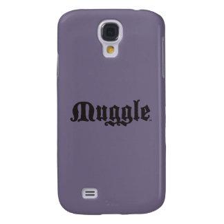 MUGGLE™ Round Sticker Galaxy S4 Cases