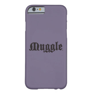 MUGGLE™ Round Sticker Barely There iPhone 6 Case