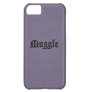MUGGLE™ Round Sticker iPhone 5C Case