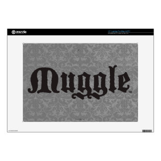 Muggle Decal For Laptop