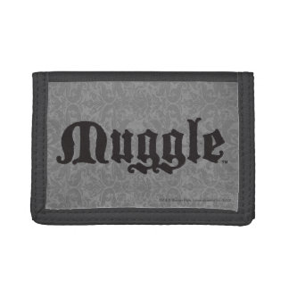 Muggle Trifold Wallets
