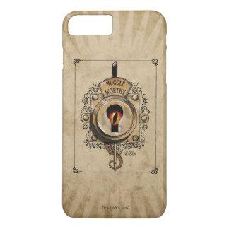 Muggle Worthy Lock With Fantastic Beast Locked In iPhone 7 Plus Case