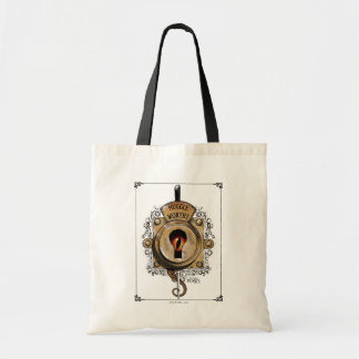 Muggle Worthy Lock With Fantastic Beast Locked In Tote Bag