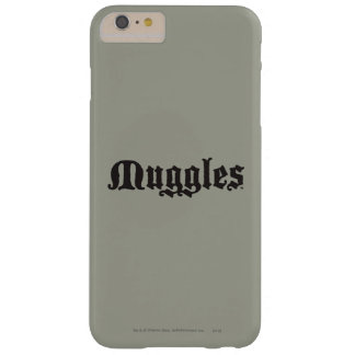 Muggles Barely There iPhone 6 Plus Case