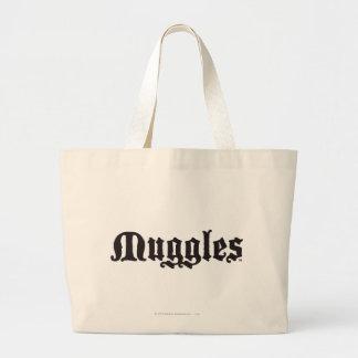 Muggles Large Tote Bag