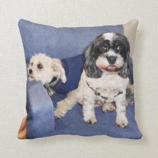 Muggles - Lhasa Apso Pillow