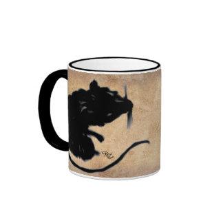 Muggus Rattinus Ringer Coffee Mug