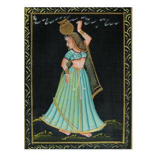 Mughal Art Postcard