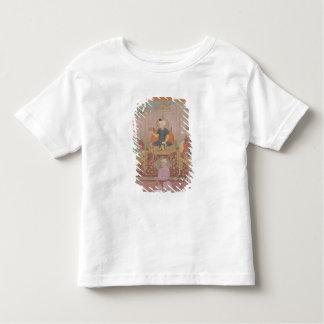 Mughal Emperor Babur and his son, Humayan Toddler T-shirt