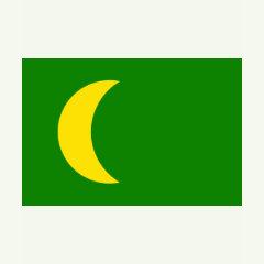 Mughal Empire Flag