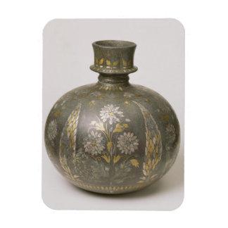 Mughal Flask (metalwork) Magnet