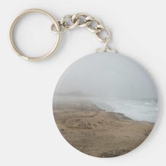 Mughsayl Beach (Salalah Oman) Basic Round Button Keychain