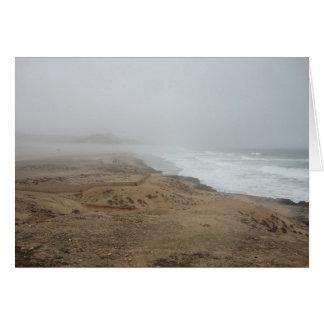 Mughsayl Beach (Salalah Oman) Card
