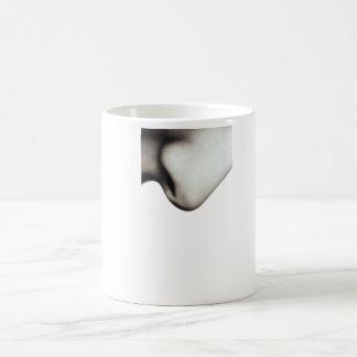 Mugnose Nosemug Nosejob (left handed) Classic White Coffee Mug