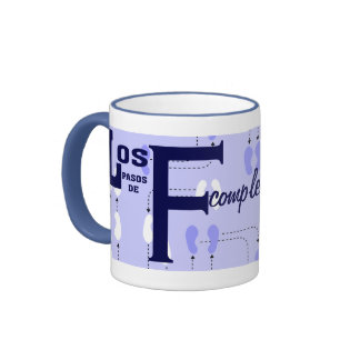 mugOrderedSteps-F Ringer Coffee Mug