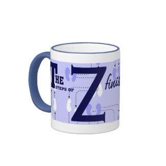 mugOrderedSteps-Z Ringer Coffee Mug