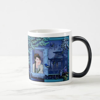 Mugou tassesoor Aoi Japan Magic Mug