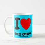 i [Love heart]  bhess katrina i [Love heart]  bhess katrina Mugs