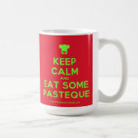 [Chef hat] keep calm and eat some pasteque  Mugs