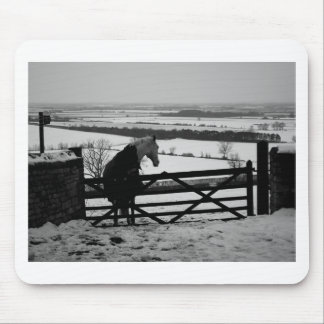 mugs, bags, towels, horse image mouse pad