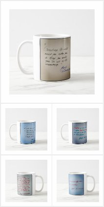 Mugs by Haidji - Book Quotes
