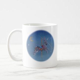 Mugs, Cups - Carousel Rabbit