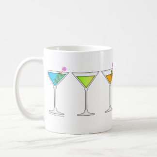 Mugs, Cups - Martinis Going, Going, GONE