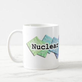 Mugs, Cups - NUCLEAR FIZZACIST Classic White Coffee Mug