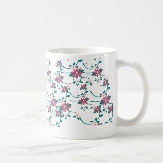 Mugs flowers best