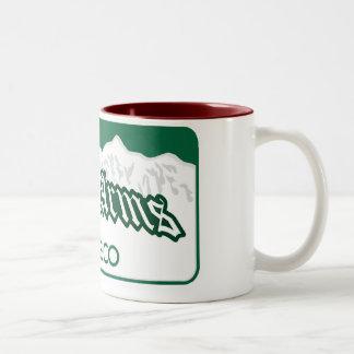 Mugs & Glasses, large logo