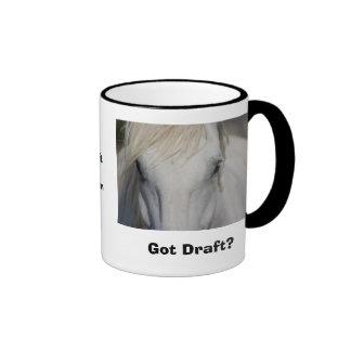 Mugs- Got Draft? Ringer Mug