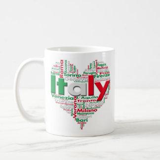 Mugs I Love Italy