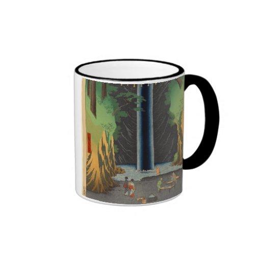 mugs inspired by japanese art