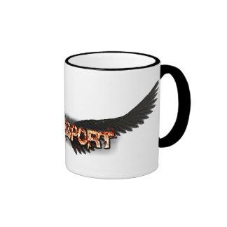 mugs logo bpe esport tazas de café