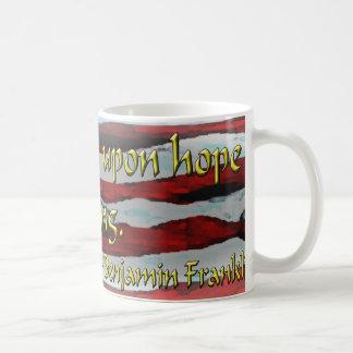 Mugs: On Hope Coffee Mug