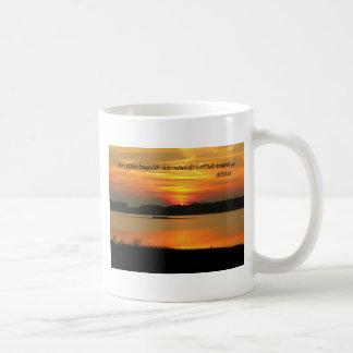 Mugs: Our attitude toward life determines life's a Coffee Mug