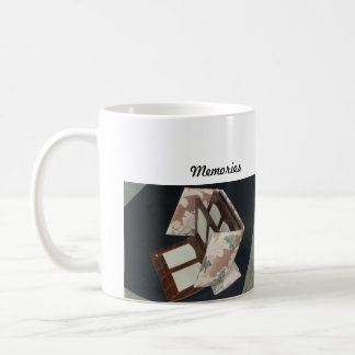 Mugs, Photography, Antique Photo Album Coffee Mug