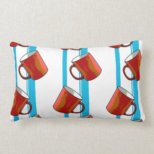 mugs pillow
