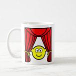 Theater buddy icon stage curtains open  mugs_travel_mugs_and_steins